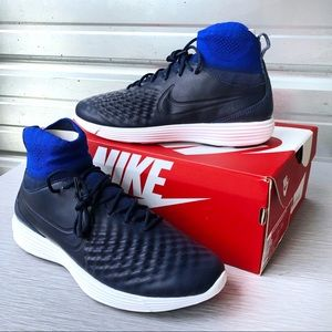 Nike | Lunar Magista ii FK College Navy Racer Blue